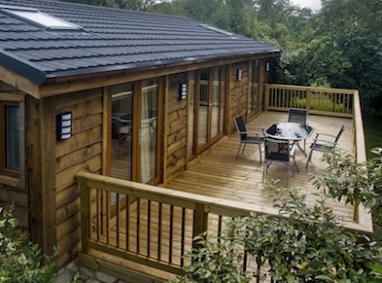 Deep Dale Lodge At Wolds Edge