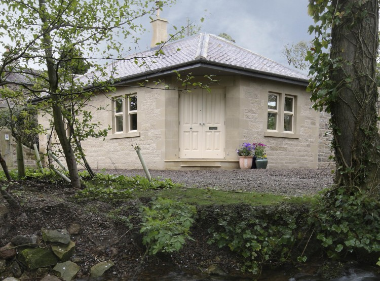 The Gate Lodge At Cheviot Holiday Cottages