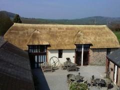 Dairy Barn At Berehayes