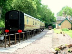 Coalport Station Holidays- Carriage 2