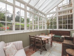 The Garden Flat At Walcot Hall