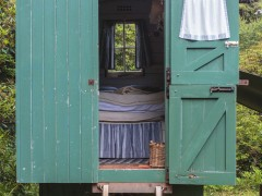 The Shepherd's Hut At Walcot Hall
