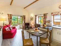 The Granary living room