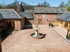 East Barn At Poppinghole Farm Cottages