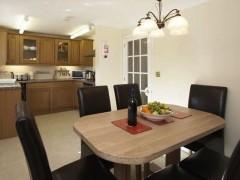 Oak Kitchen diner