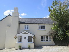 The Old Farmhouse At Old Lanwarnick
