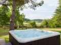 Private Garden with Hot Tub