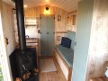 Emily Shepherd 's Hut  At Lancombe Country Cottages