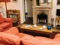 Open-fire sitting room