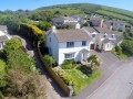 White House At Croyde