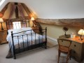 Double bedroom in The Barn