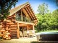 Roe Deer Cabin At Hidden River Cabins