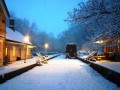 Snowy scene @ Coalport Station