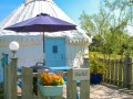 Bluebell Yurt At Perranporth