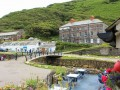 Bossy Castle In Boscastle