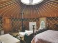 After The Gold Rush Yurt At Walcot Hall