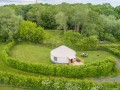 Willow Yurt At East Hoathly