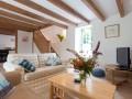 Cob Cottage At Higher Tregidden