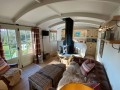 The Shepherds Hut At Holly Lodge