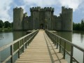 The Prince Regent At Bodiam