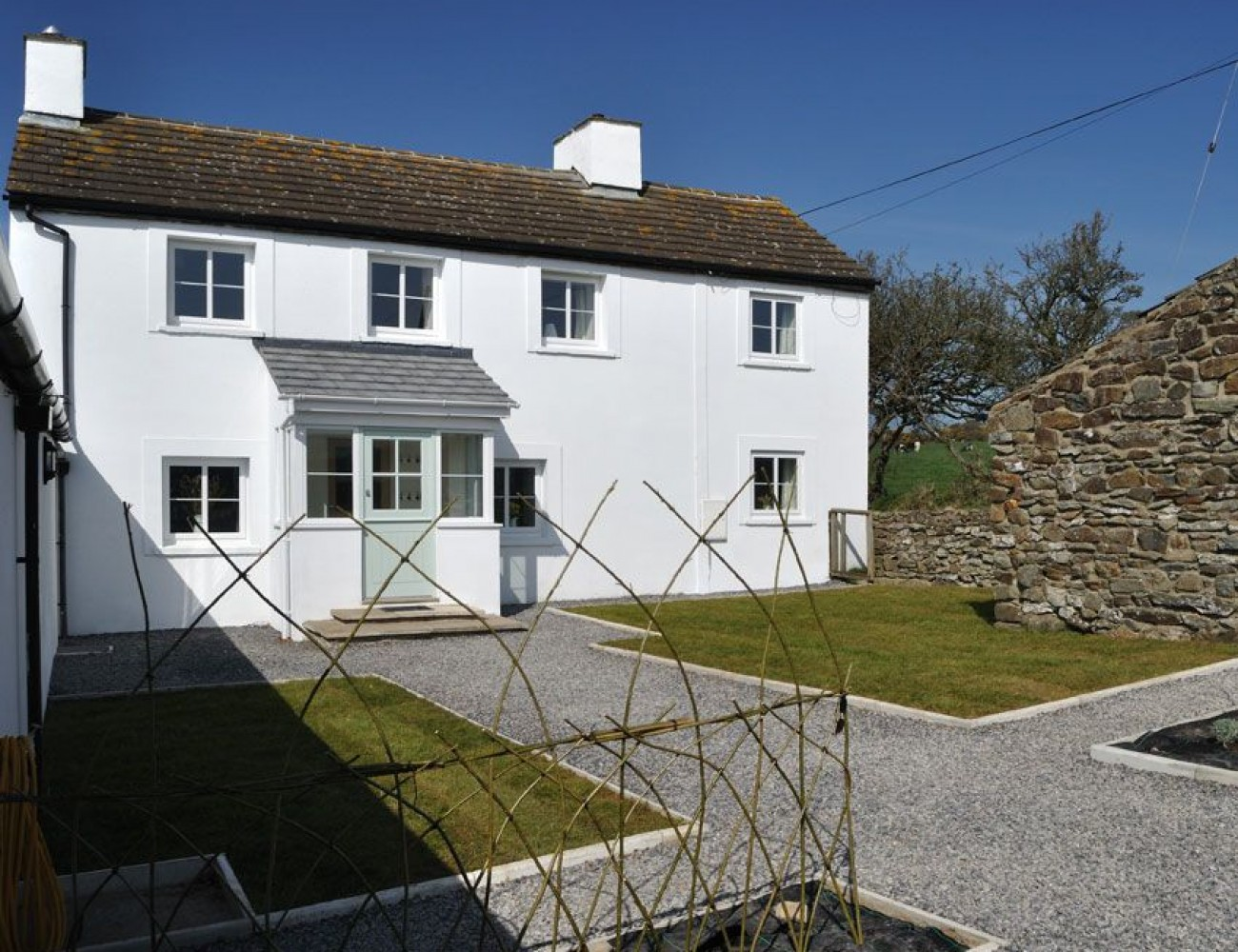 Seaview cottage unique holiday cottages for Unique holiday cottages
