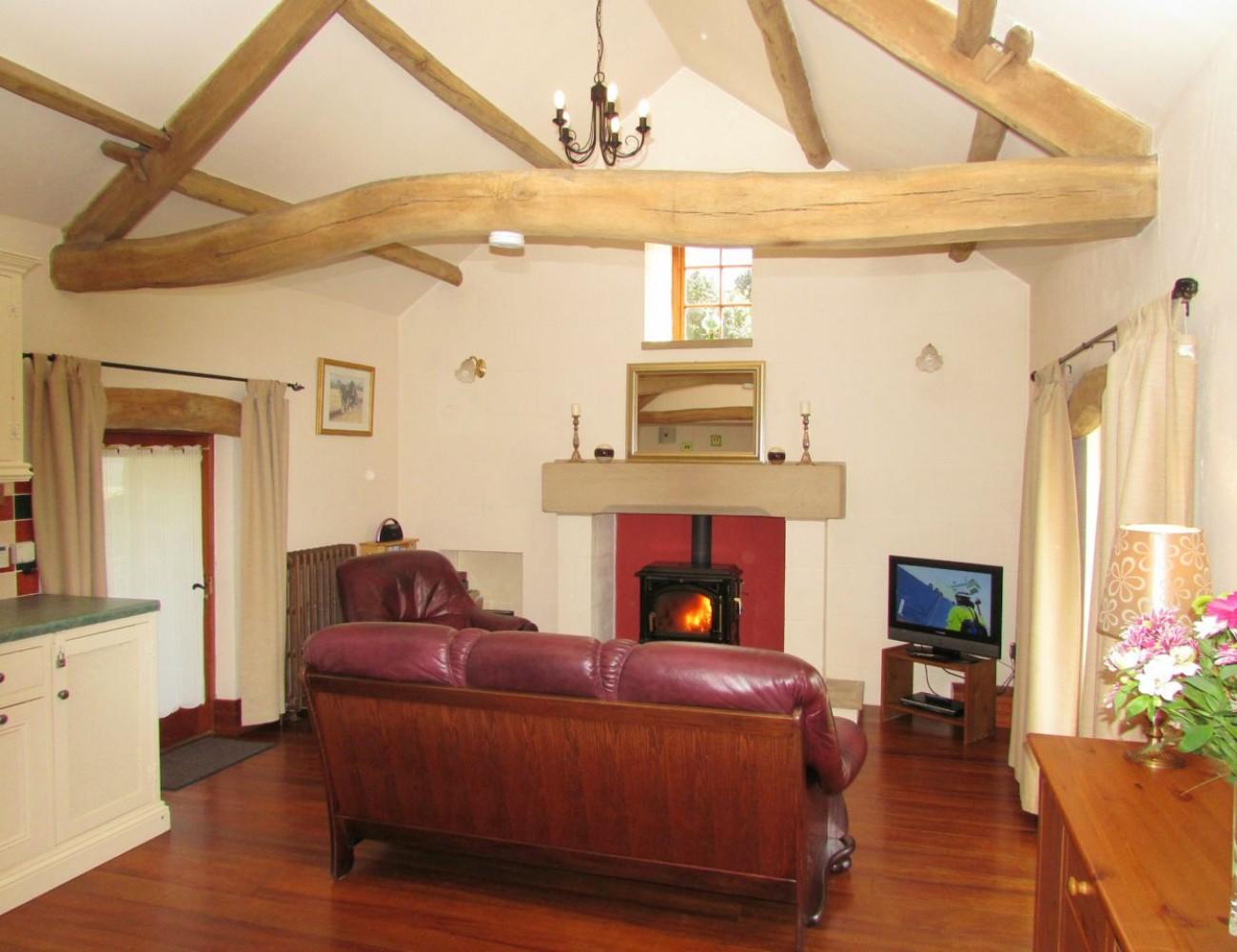 Low crossett cottage unique holiday cottages for Unique holiday cottages