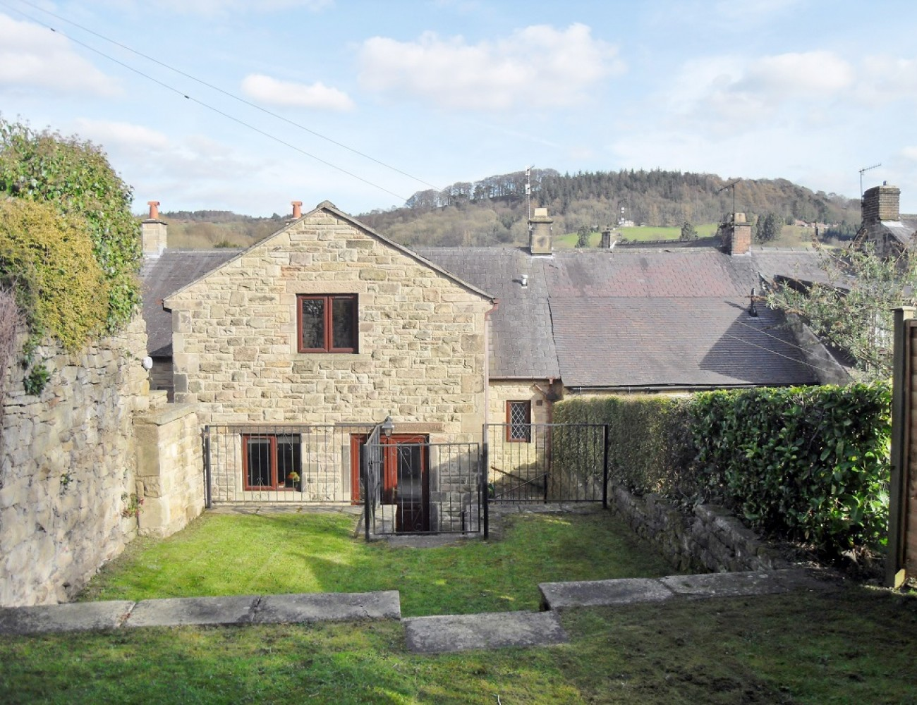 Beautiful Brookside Cottage At Two Dales Holiday Homes
